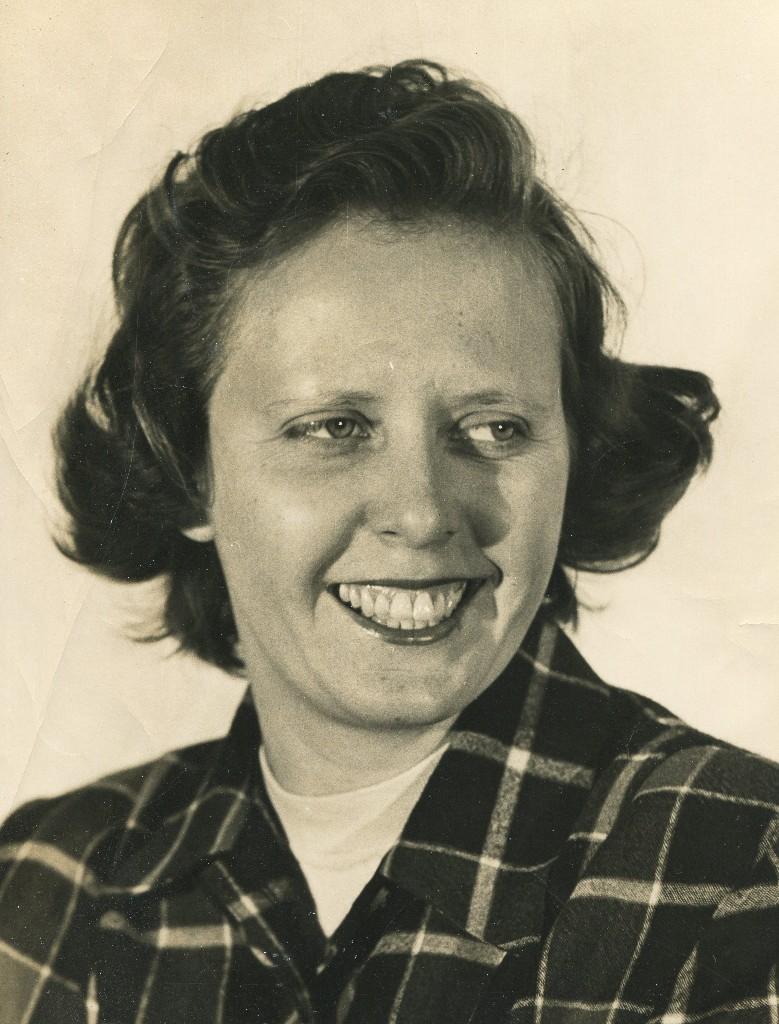 Mary Elizabeth Graves, 1921-2009