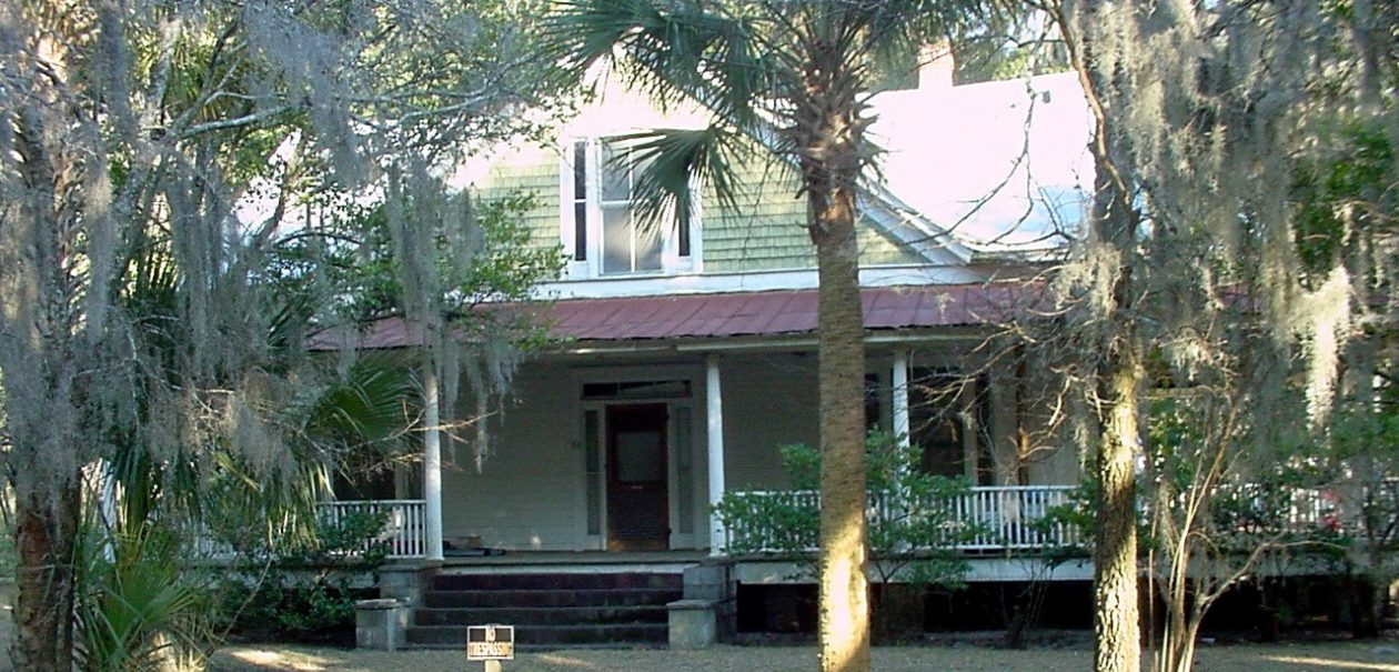 The Graves House